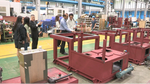 Doanh nghiệp Đài Loan cung cấp công nghệ sản xuất thông minh