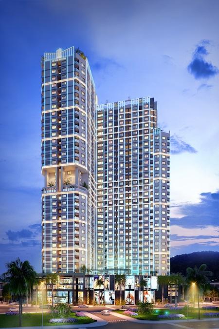 Tiềm năng sinh lời tại căn hộ dịch vụ Ha Long Bay view