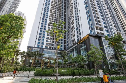 Khu đô thị tiện ích khép kín TNR GoldMark City giữa lòng Thủ đô