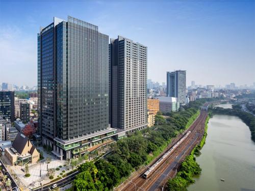 Waterina Suites - dự án cao cấp chất lượng Nhật Bản