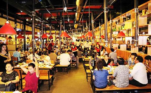 Kinh doanh chuỗi nhà hàng có lại biên lợi nhuận gộp hơn 60%.