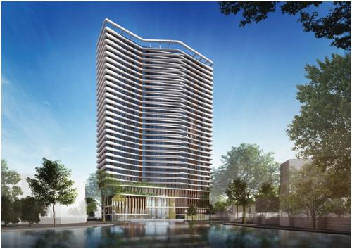 Bắc Giang sắp có tòa tháp nghìn tỷ 29 tầng