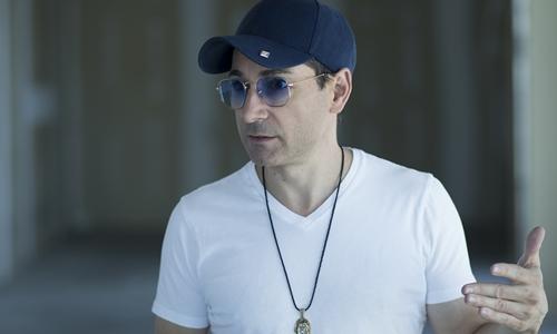 Anthony Di Iorio là đồng sáng lập nền tảng Ethereum. Ảnh: Bloomberg