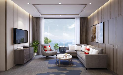Hướng đến 1 công trình tầm cỡ và cao cấp, các kiến trúc ở Swisstouches La Luna Resort đều biểu hiện sự tinh tế và sang trọng. Hotline: 024 2222 6789. Website