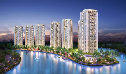 Gem Riverside giành giải cảnh quan đẹp nhất Vietnam Property Awards 2018