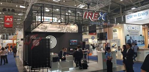 Doanh nghiệp 5 năm không ngừng nghỉ tham dự triển lãm ngành năng lượng mặt trời danh tiếng địa cầu Intersolar diễn ra thường niên.