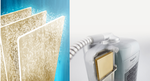 Thế Giới Điện Giải được Panasonic huấn luyện kỹ thuật sửa chữa tấm điện cực - 2