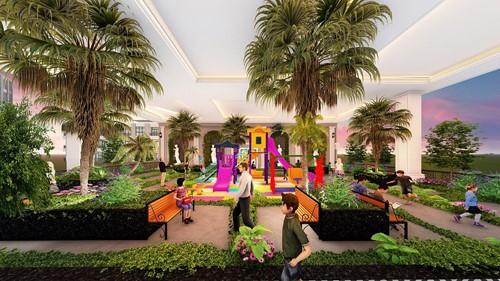Sunshine Group sắp cất nóc khu căn hộ chung cư xanh 3.000 tỷ đồng - 2