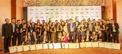 CapitaLand thắng lớn tại Vietnam Property Awards 2018