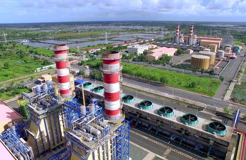 Một nhà máy điện do PV Power làm chủ đầu tư,