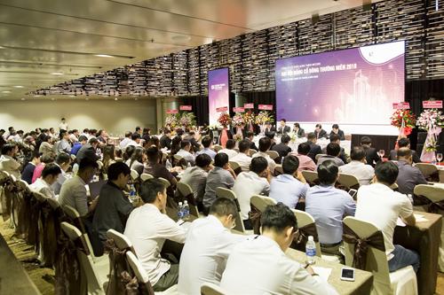 Toàn cảnh Đại hội đồng cổ đông thường niên năm 2018 của Công ty Cổ phần Hưng Thịnh Incons.