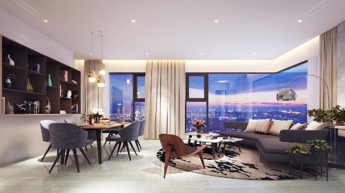 Cơ hội mua căn hộ Kingdom 101 với giá ưu đãi