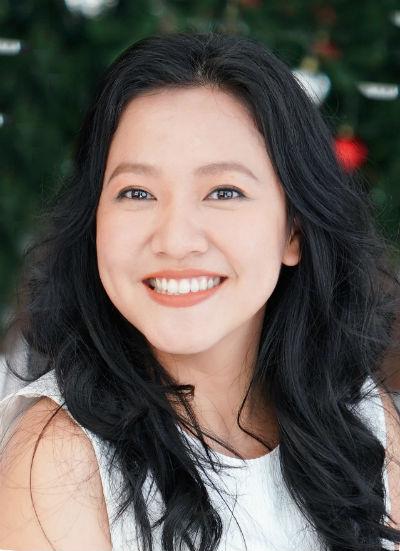 Bà Lê Diệp Kiều Trang.