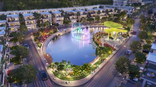 Thang Long Home - Hưng Phú sở hữu lợi thế tầm nhìn ven hồ