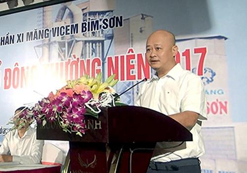 Đề nghị kỷ luật nguyên Tổng giám đốc Vicem