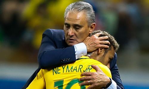 Ông Tite có thể nhận nhiều tiền từ quảng cáo hơn Neymar dịp World Cup này.