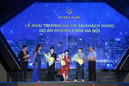 Rivera Park Hà Nội bàn giao nhà cho cư dân