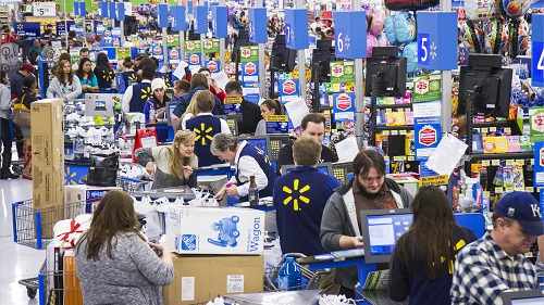 Walmart hiện là chuỗi bán lẻ lớn nhất nước Mỹ và có mặt tại nhiều quốc gia trên thế giới, đón 200 triệu lượt khách mua sắm mỗi ngày.
