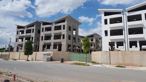 26 biệt thự của Khai Son Hill được cấp phép xây dựng