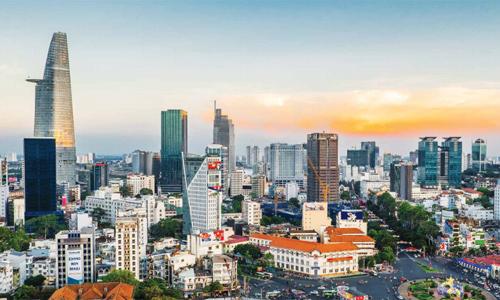 Thị trường bất động sản đón nhiều dòng vốn ngoại