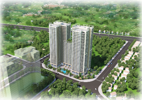Căn hộ chung cư giá từ 1 tỷ đồng tại khu Nam Hà Nội