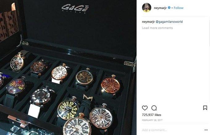 Neymar kiếm và tiêu tiền thế nào