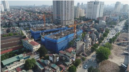 Bất động sản Nam Hà Nội hưởng lợi từ trục Minh Khai mở rộng