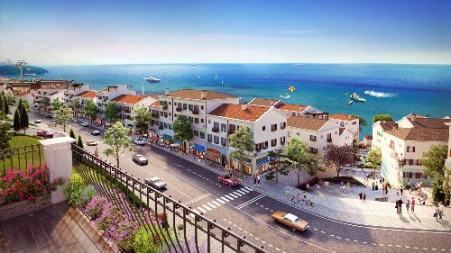 Nam Phú Quốc đón cơ hội từ những dự án tỷ USD