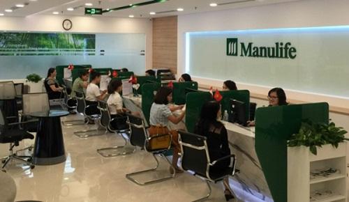 Manulife là 1 trong các công ty bảo hiểm ngoại Thứ nhất vào Việt Nam và hiện trong top dẫn đầu phân khúc về diện tích vốn.