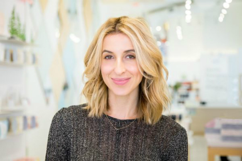 Katia Beauchamp -Đồng sáng lập kiêm CEO Birchbox