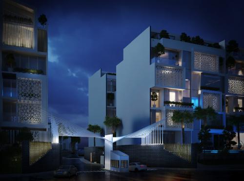 City Villas có lại 1 không gian sống đặc quyền, an ninh và đậm chất riêng tư dành cho gia chủ.