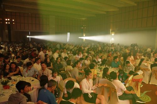 Sự kiện Giới thiệu Eco Charm Premier Island ở Đà Nẵng cuối tháng 6 lôi kéo nhiều nhà đầu tư.
