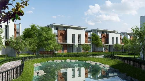 Đất nền villa song lập ở dự án Eco Charm Premier Island lôi kéo nhà đầu tư.