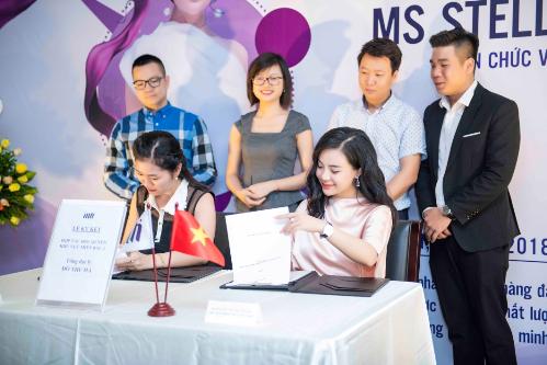Ms. Stella Chang kí nhậm chức Tân Chủ tịch MLi Việt Nam