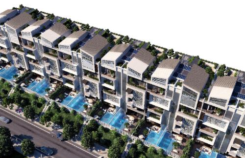 Khu City Villas là 1 trong những dự án hạng sang vượt bậc ở khu Nam Sài Gòn.