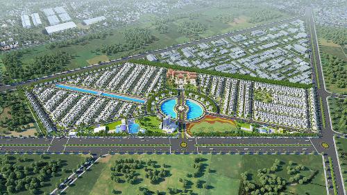 600 biệt thự trên đồi thông ở phía Tây Hà Nội