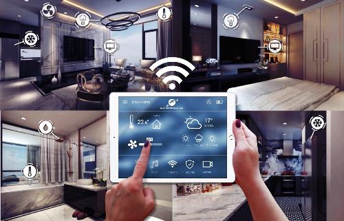 Hệ sinh thái công nghệ trong chung cư cao cấp Sunshine Center