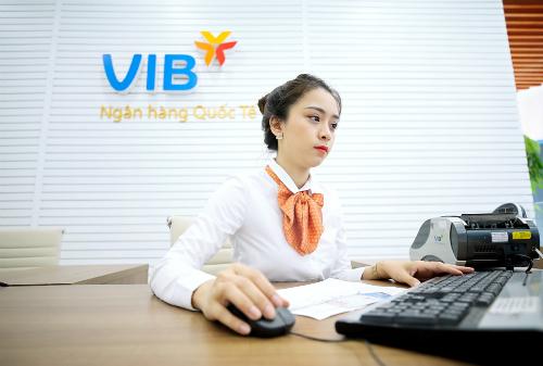 VIB đang là 1 trong các ngân hàng có năng suất lao động cao nhất toàn ngành, trung bình mỗi nhân viên VIB có về hơn 230 triệu đồng lợi nhuận trước thuế cho ngân hàng trong 6 tháng đầu năm nay.