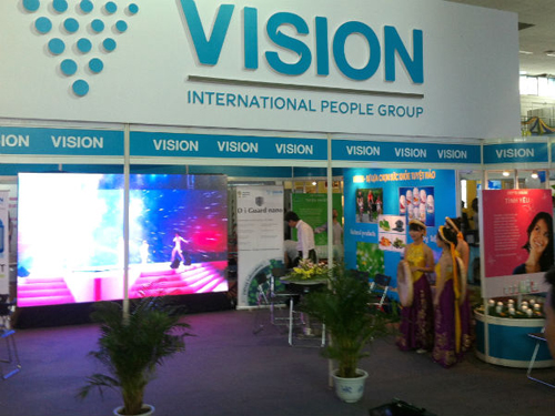 Phát hành tiền ảo, đối tác của Vision kinh doanh đa cấp 'chui'