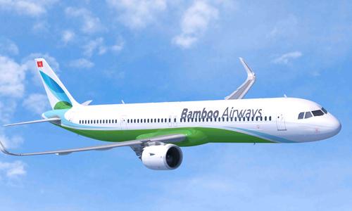 Bamboo Airways đặt mục tiêu cất cánh từ cuối năm nay.