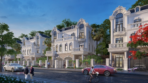 Cơ hội cuối sở hữu biệt thự The New Monaco - Vinhomes Imperia