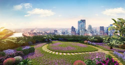 Những lý do giúp dự án Imperia Sky Garden hút khách hàng