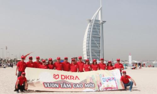 DKRA Vietnam xuất ngoại Đài Loan 180 chiến binh sales (khách xin bài edit, em cảm ơn) - 1