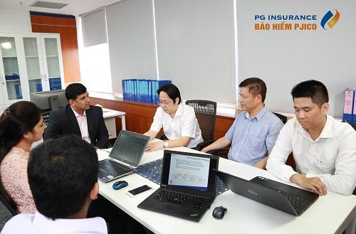 Bảo hiểm Petrolimex ứng dụng công nghệ tăng hiệu quả kinh doanh