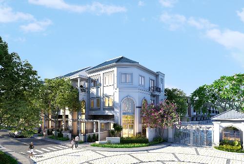 Thiết kế sang trọng của biệt thự Sol Villas