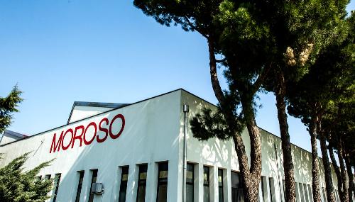 Trụ sở và nhà máy của Moroso ở đô thị Udine, Ý