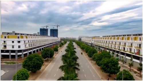Giới đầu tư Hà Nội kỳ vọng sinh lời vào nhà phố thương mại