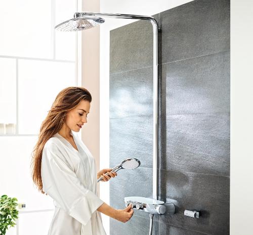 Doanh nghiệp ngoại giành thị phần thiết bị phòng tắm hạng sang