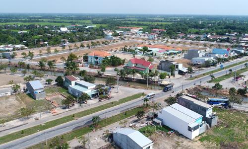 Các thị trường địa ốc mới nổi hút nhà đầu tư Hà Nội, Sài Gòn