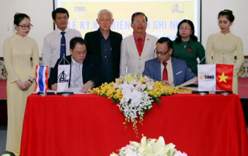 Bcons có cổ đông chiến lược từ Thái Lan